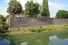 City Walls, Dole Stock Photos