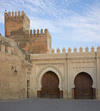 City Walls of Fes Royalty Free Stock Photos