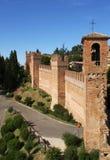 City Walls, Gradara royalty free stock photography