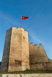 City Walls of Istanbul Stock Image