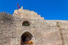 City walls Istanbul Royalty Free Stock Photos