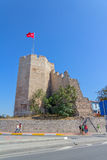 City walls Istanbul Stock Photos