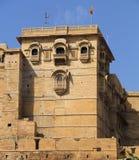 City walls of Jaisalmer 6 Stock Photo