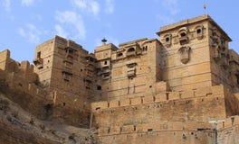 City walls of Jaisalmer 5 royalty free stock photo