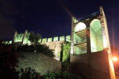 City walls in Piran Stock Photos