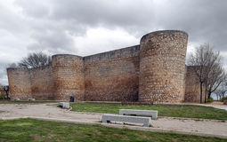 City walls of Toro Royalty Free Stock Image
