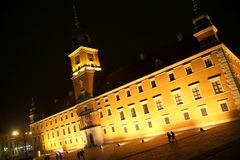 City of Warsaw Stock Images