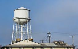 City Water Tower stock photo