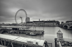 City of Wesminster, London - England Stock Photography