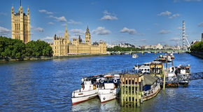 City of Westminster Royalty Free Stock Image