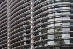 City windows Stock Photography