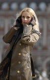 City woman royalty free stock photo