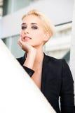 City woman Stock Image