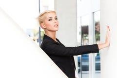 City woman Stock Photo