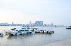 City of Wuhan, China stock photo