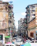 City of Yangon,Myanmar 2 Stock Photography