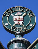 The City of York Royalty Free Stock Photography