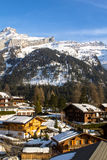 City Zermatt Royalty Free Stock Photo