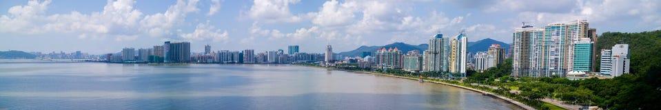 City of Zhuhai, China Stock Image