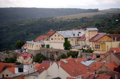City Znojmo Royalty Free Stock Photos