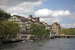 City of Zurich, Switzerland Stock Photos