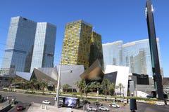 CityCenter Royalty Free Stock Photo