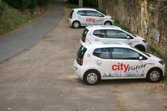 CityFlitzer Mainz Lizenzfreies Stockfoto