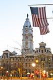 Cityhall Филадельфии Стоковые Фото