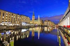 Cityhall Στοκ εικόνα με δικαίωμα ελεύθερης χρήσης