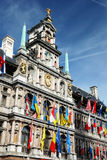 The Cityhall of Antwerpen. Belgium Stock Image