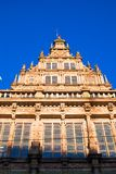 Cityhall in Bremen, Germany, Royalty Free Stock Images