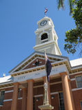 Cityhall de Maryborough fotografía de archivo