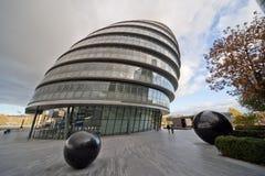 Cityhall Londres Fotos de archivo libres de regalías