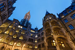 Cityhall of Munich Royalty Free Stock Image