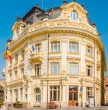 CItyhall of Sibiu (rathaus) Stock Photo