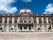 Cityhall in Versailles, France Royalty Free Stock Images