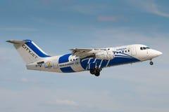 Cityjet Стоковые Фотографии RF