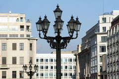 Citylamp Photo stock
