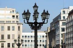 citylamp 库存照片