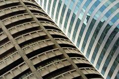 Cityland foto de archivo libre de regalías