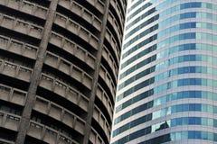 cityland manila high rise architecture royalty free stock photo