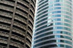 Cityland urban office blocks manila philippines Stock Photo