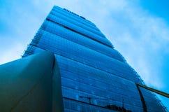 Citylife d'horizon Image libre de droits