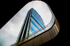 Citylife da skyline Imagens de Stock Royalty Free