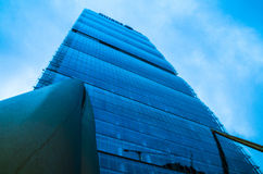 Citylife del horizonte Imagen de archivo libre de regalías