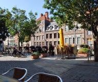 Citylife a Gand, Belgio Immagine Stock Libera da Diritti