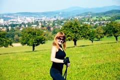citylife ut Royaltyfria Bilder
