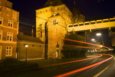 Citylights Lizenzfreies Stockfoto