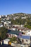 Cityline di Jalta Fotografie Stock