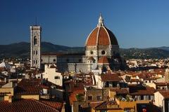 Cityline van Florence Stock Afbeeldingen